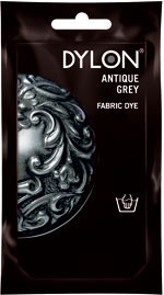 antique grey Hand Dye