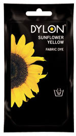 Sunflower Yellow Hand Dye