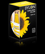 Sunflower Yellow Machine Dye